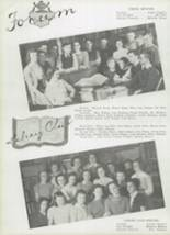 1941 Shelbyville High School Yearbook Page 34 & 35