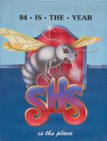 1984 Yearbook Savannah High School