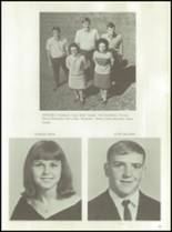 1968 Monticello High School Yearbook Page 16 & 17