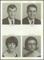 1968 Monticello High School Yearbook Page 18 & 19