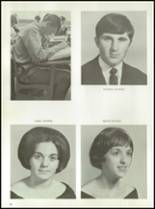 1968 Monticello High School Yearbook Page 20 & 21