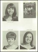 1968 Monticello High School Yearbook Page 22 & 23