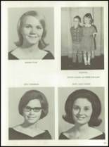 1968 Monticello High School Yearbook Page 26 & 27