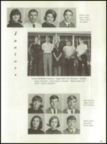 1968 Monticello High School Yearbook Page 30 & 31