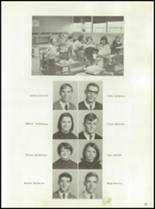 1968 Monticello High School Yearbook Page 32 & 33