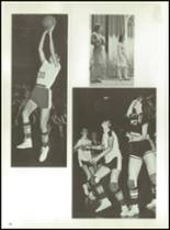 1968 Monticello High School Yearbook Page 36 & 37