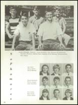 1968 Monticello High School Yearbook Page 38 & 39