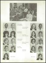 1968 Monticello High School Yearbook Page 40 & 41