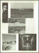 1968 Monticello High School Yearbook Page 42 & 43