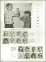 1968 Monticello High School Yearbook Page 44 & 45