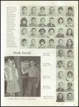 1968 Monticello High School Yearbook Page 48 & 49