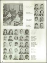 1968 Monticello High School Yearbook Page 52 & 53