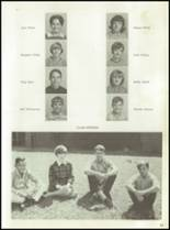 1968 Monticello High School Yearbook Page 56 & 57