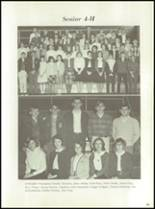 1968 Monticello High School Yearbook Page 58 & 59