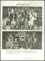 1968 Monticello High School Yearbook Page 60 & 61