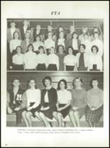 1968 Monticello High School Yearbook Page 64 & 65