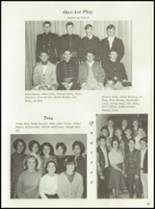 1968 Monticello High School Yearbook Page 68 & 69