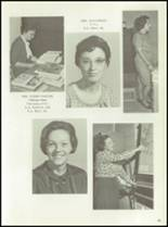 1968 Monticello High School Yearbook Page 84 & 85