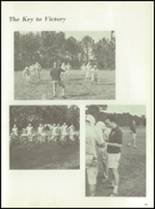 1968 Monticello High School Yearbook Page 94 & 95