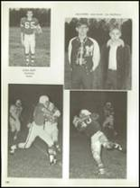 1968 Monticello High School Yearbook Page 104 & 105