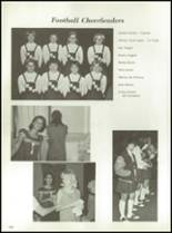 1968 Monticello High School Yearbook Page 116 & 117