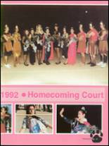1993 Centennial High School Yearbook Page 34 & 35