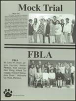 1993 Centennial High School Yearbook Page 108 & 109