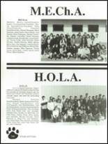 1993 Centennial High School Yearbook Page 110 & 111