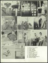 1953 York High School Yearbook Page 20 & 21