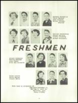 1953 York High School Yearbook Page 22 & 23