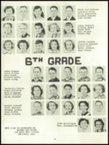 1953 York High School Yearbook Page 26 & 27