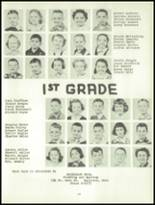1953 York High School Yearbook Page 30 & 31