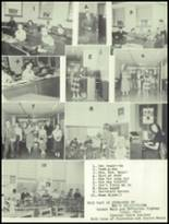 1953 York High School Yearbook Page 34 & 35