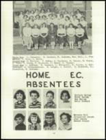 1953 York High School Yearbook Page 36 & 37