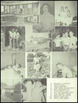 1953 York High School Yearbook Page 38 & 39