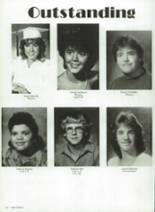 1986 Eula High School Yearbook Page 24 & 25