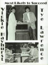 1986 Eula High School Yearbook Page 26 & 27
