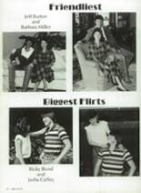 1986 Eula High School Yearbook Page 30 & 31