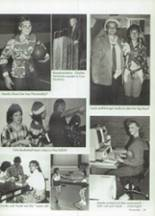 1986 Eula High School Yearbook Page 32 & 33
