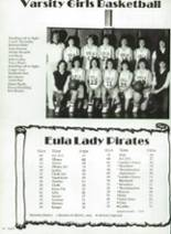1986 Eula High School Yearbook Page 38 & 39