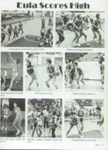 1986 Eula High School Yearbook Page 40 & 41