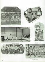 1986 Eula High School Yearbook Page 42 & 43