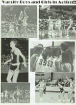 1986 Eula High School Yearbook Page 54 & 55