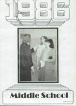 1986 Eula High School Yearbook Page 62 & 63