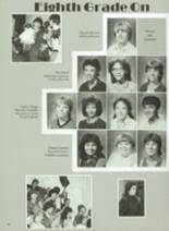 1986 Eula High School Yearbook Page 64 & 65