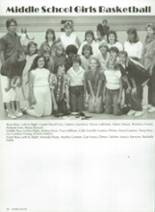 1986 Eula High School Yearbook Page 72 & 73