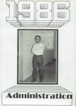 1986 Eula High School Yearbook Page 90 & 91