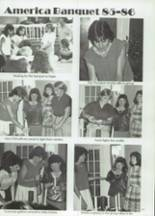 1986 Eula High School Yearbook Page 100 & 101