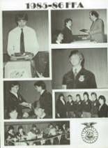 1986 Eula High School Yearbook Page 102 & 103