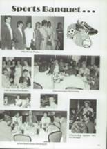 1986 Eula High School Yearbook Page 104 & 105